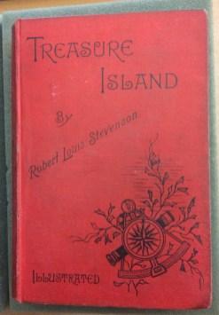 Treasure Island - front cover
