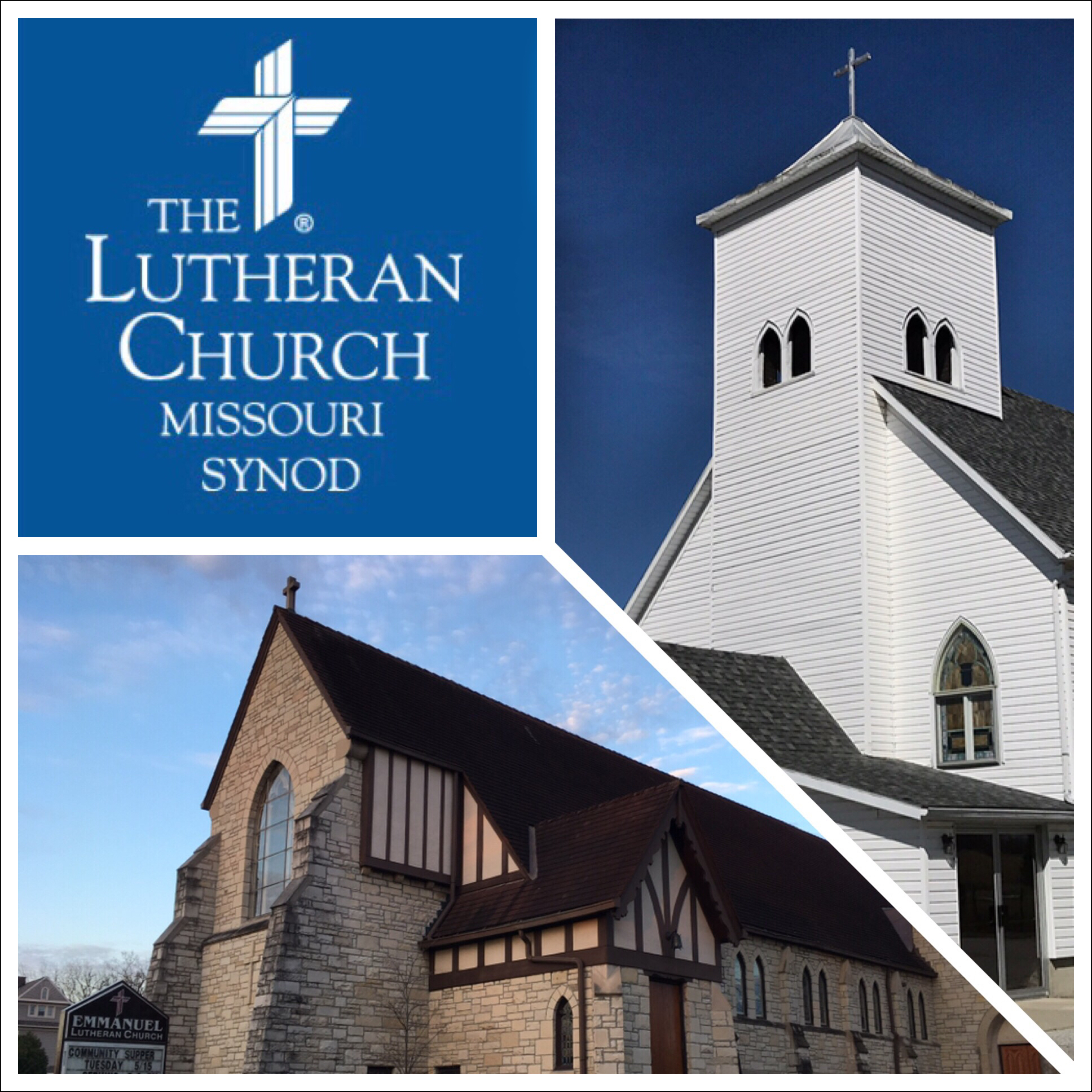 St. John's & Emmanuel Lutheran Churches