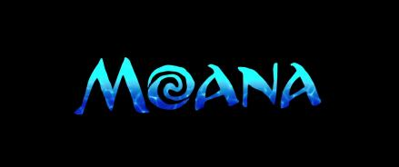 Moana title