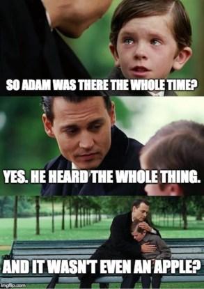 Eden meme