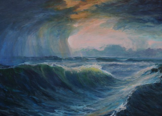 Painting copyright Keith Durrant