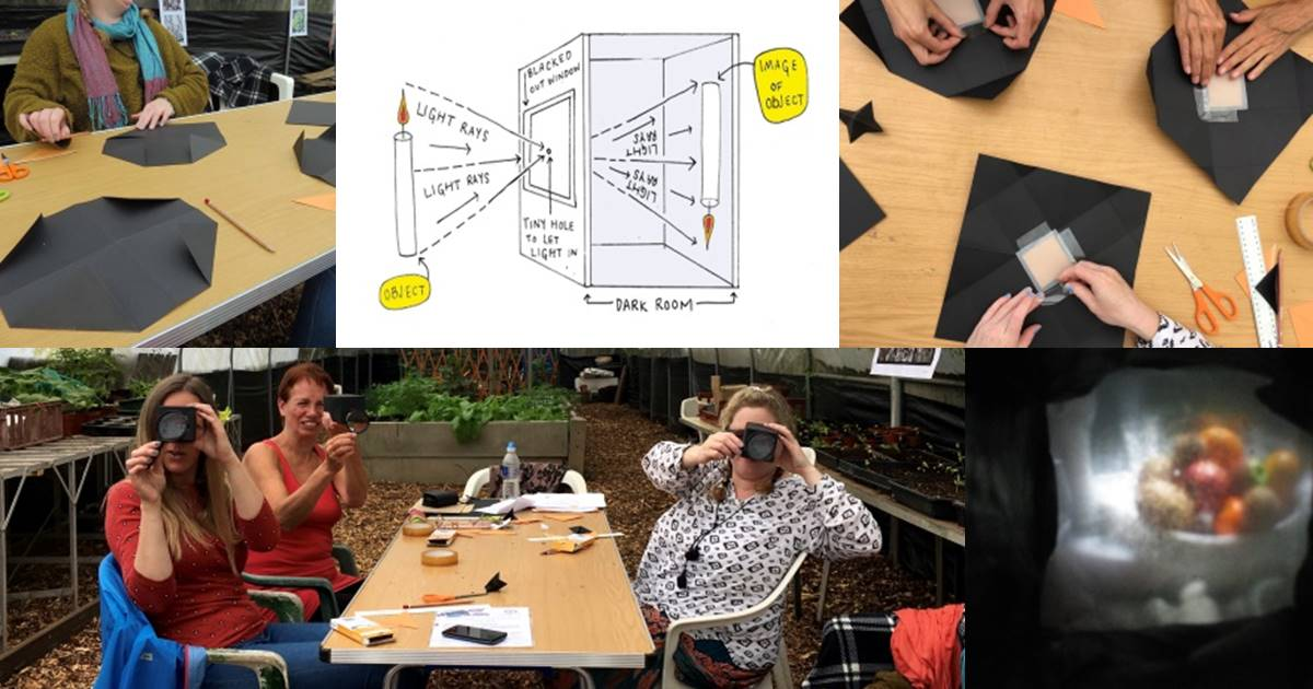 origami camera – do origami | 630x1200