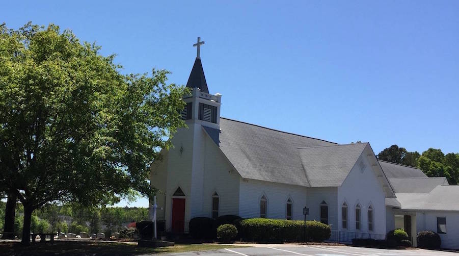St Johns Lutheran Church - Irmo SC