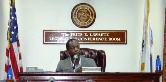 Court Won't Dismiss Sen. Wayne James's Corruption Case; Trial Begins Nov. 6