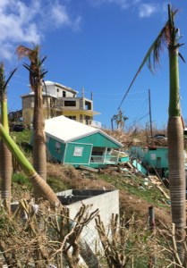 FEMA will be in the territory 'for the long haul,' repairing the damage wrought on the islands by Hurricanes Irma and Maria.