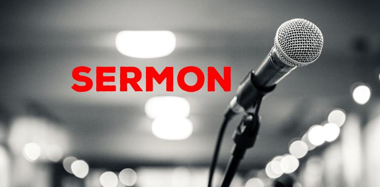 sermon keith trivasse
