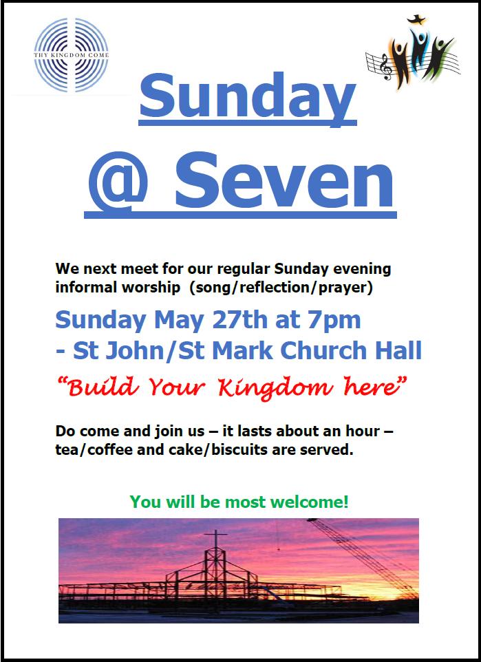 Sunday @ Seven