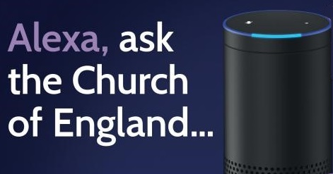 Alexa: Who is God?