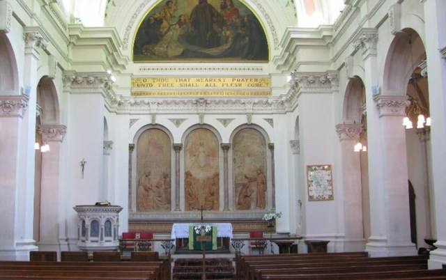 The Chapel at St Thomas Hospital - J.E. Putney And Sons Plasterers ...