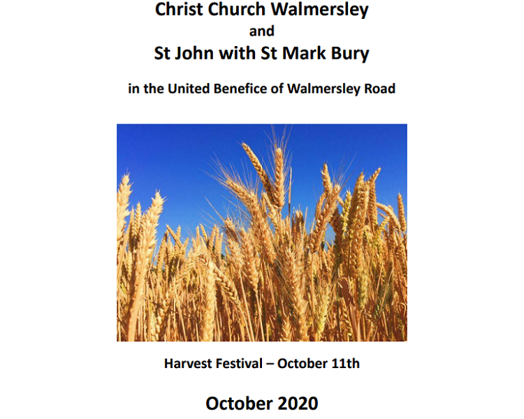October 2020 church magazine