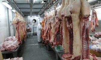 Early morning meat: a trip through Smithfield Market's historic halls