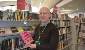 Finsbury Library: Borrowing books 21st century style