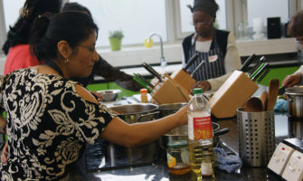 Britain can't cook? How one Islington charity is working to reverse the trend
