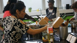 One in six British women struggle with cooking, according to a survey