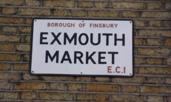 Video: A visit to Exmouth Market