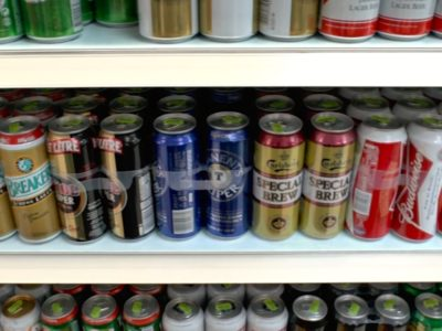 Video: Islington Council tackles super-strength alcohol