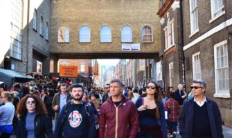 One street, many faces: people of Brick Lane