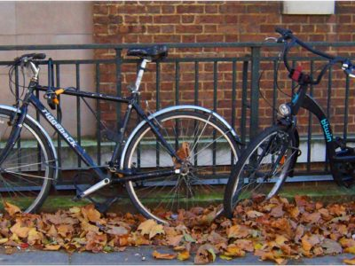Cycle theft in Islington: Who is really at fault?