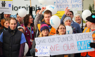 Junior Doctors' Industrial Action To Go Ahead