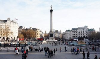 VIDEO: Dog Meat Protest Takes Trafalgar Square
