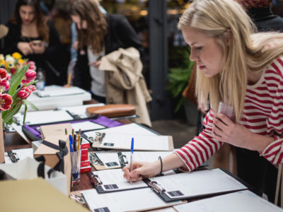 Insta-Initiative: Combining Social Media and Charity in Shoreditch