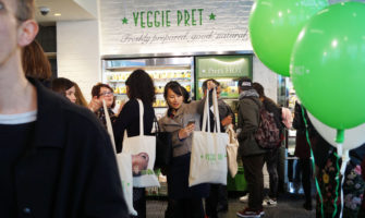 First shop that caters exclusively to vegans and vegetarians opens in Exmouth Market