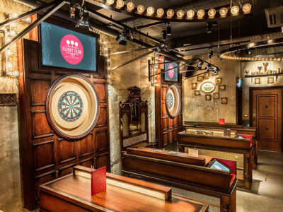 Review – Flight Club Shoreditch
