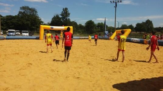 Belle victoire de l'équipe 1 ( 3-2 ) contre la section de Cleunay - Stade Rennais !!!