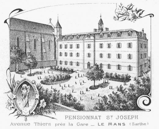 ecole college saint joseph le mans