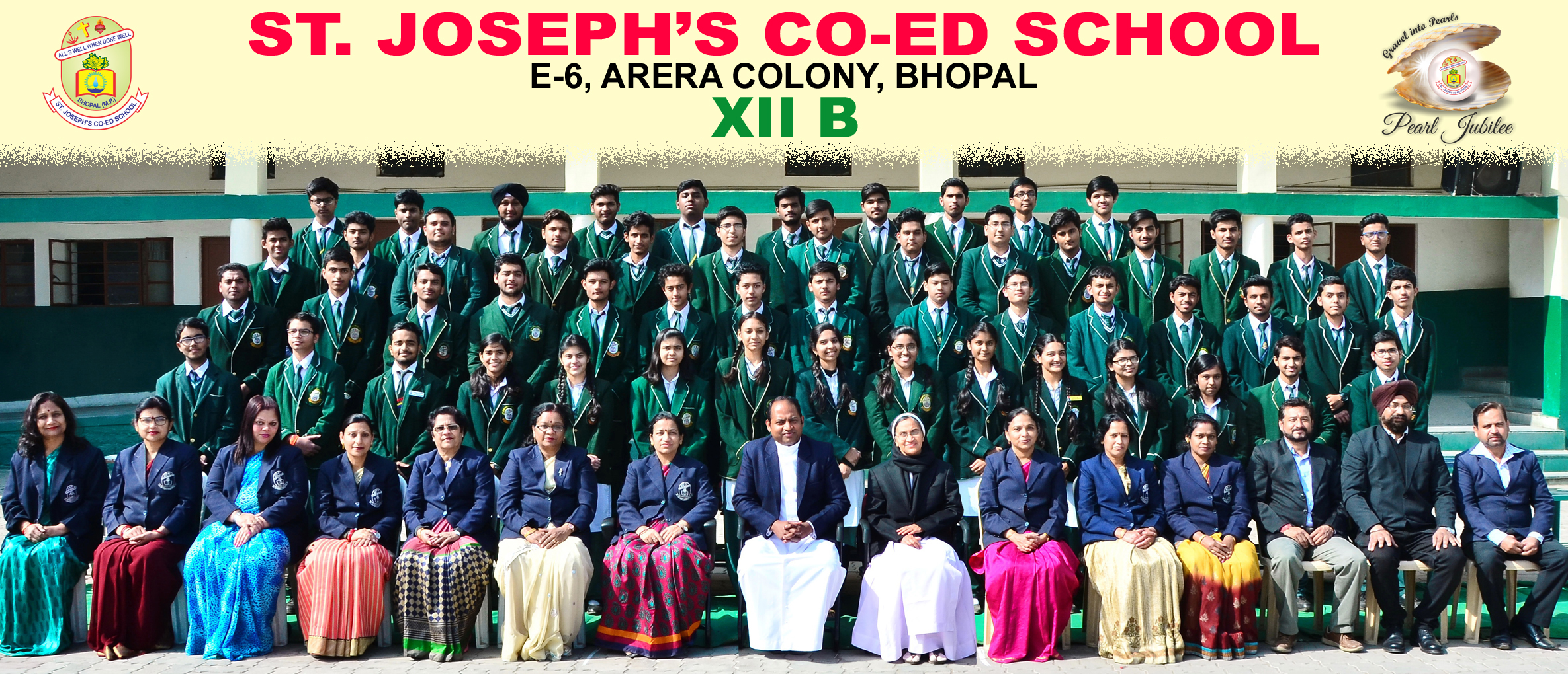 Welcome to St Josephs CoEd School Bhopal