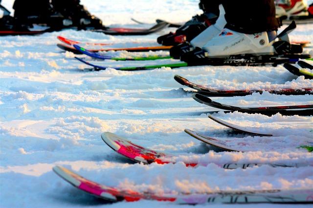Sorties ski