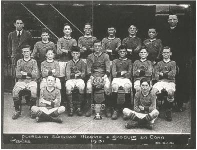 1931 Senior Team