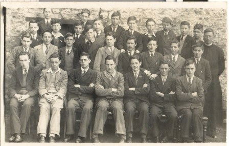 Fifth Year Class of 1943
