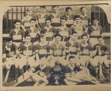 Hurling Team, 1950