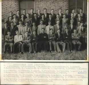 Leaving Cert Class of 1957
