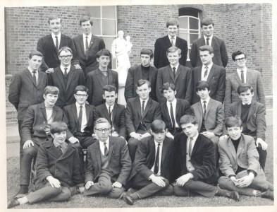 Leaving Cert Class of 1967 6B