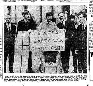 1968 Biafra Walk