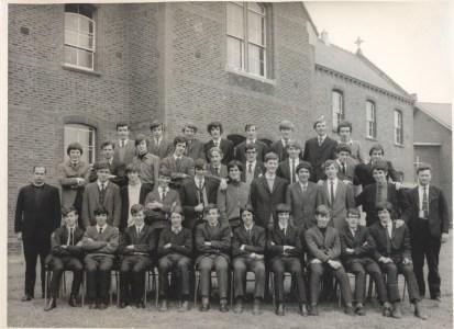 Leaving Cert Class of 1969 6A