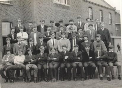Leaving Cert Class of 1969 6B