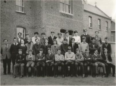 Leaving Cert Class of 1969 6C