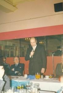 Past Pupil Dinner 1986