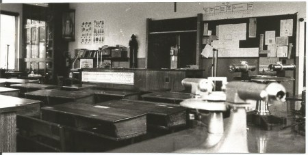 1980s Classroom; exact year unknown