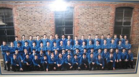 Leaving Cert Class of 1995