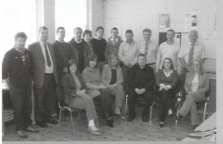 2006 Staff