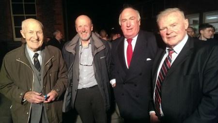 Harry Boland, Patrick Walsh, John Kennedy, John Teeling