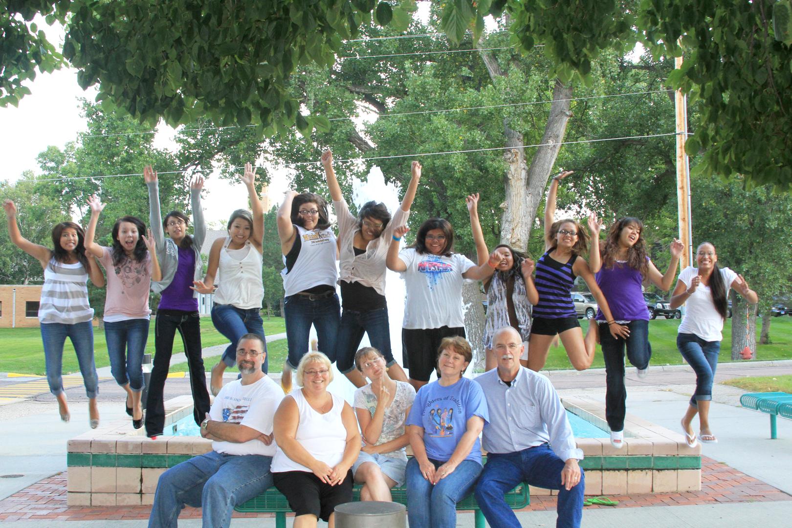 High School Girls St Josephs Indian School Blog