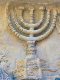 The Menorah Depiction on the Arch of Titus