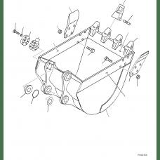 Адаптер ковша 205-939-7120