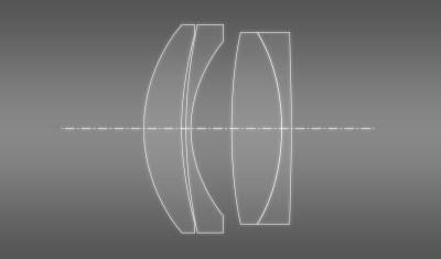 Lens Turbo II_NG-FXレンズ図