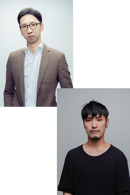 黒田明臣氏 × 鈴木悠介氏